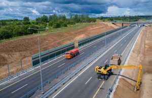 В России выделят 100 млрд рублей на строительство дорог