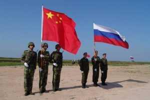 Германия заявила о существовании военного альянса России и Китая