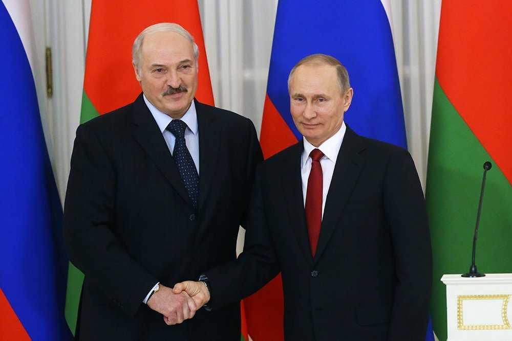 Украина беспокоится по поводу сближения Белоруссии с Россией