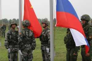 В Германии заявили, что существует российско-китайский военный альянс