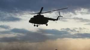 Вертолет Ми-8 с двумя людьми исчез на Камчатке