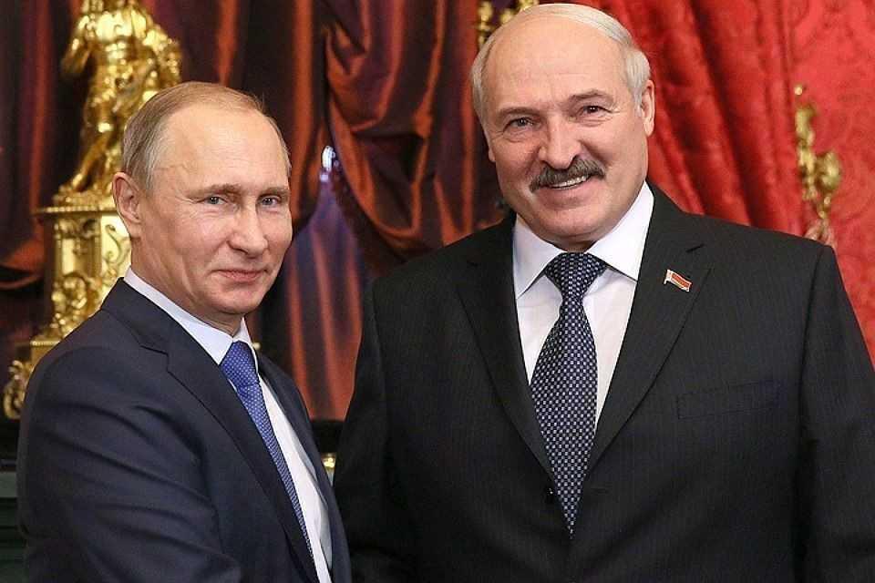 Путин встретится с Лукашенко в конце мая