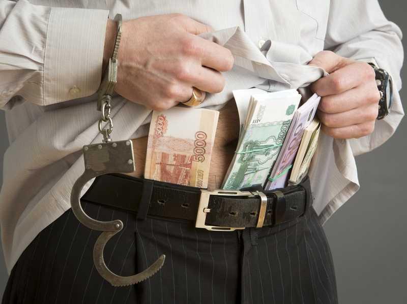 В России хотят изымать у чиновников коррупционные деньги