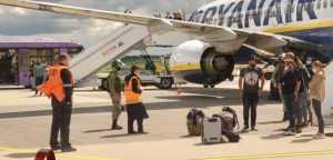 Кремль прокомментировал инцидент с посадкой борта Ryanair в Минске