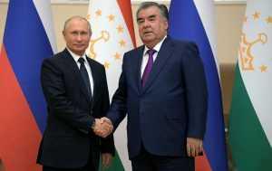 Путин прокомментировал вопрос по мигрантам из Таджикистана