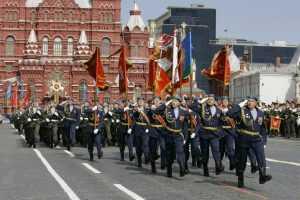 На Параде Победы 9 мая Путин продемонстрировал миру свой главный козырь