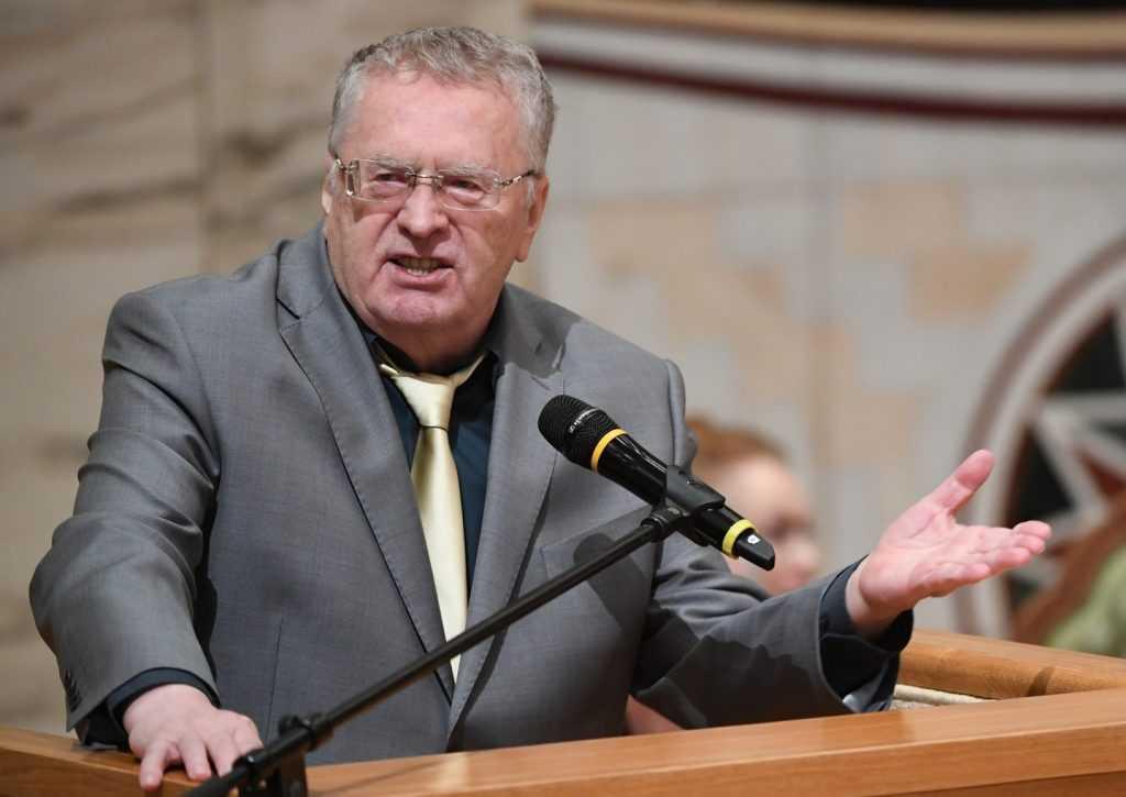 Жириновский предложил запретить СМИ информировать про стрельбу в школах