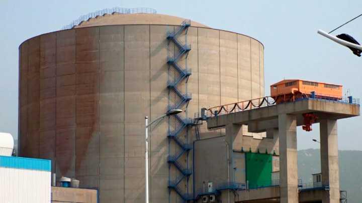 Путин и Цзиньпин запустили строительство атомных блоков в Китае