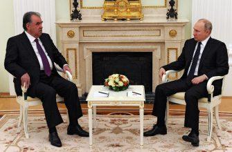 Путин дал комментарий по ситуации с мигрантами в России