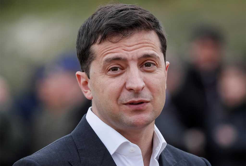 Зеленский рассказал, что в Европе идёт война из-за Крыма