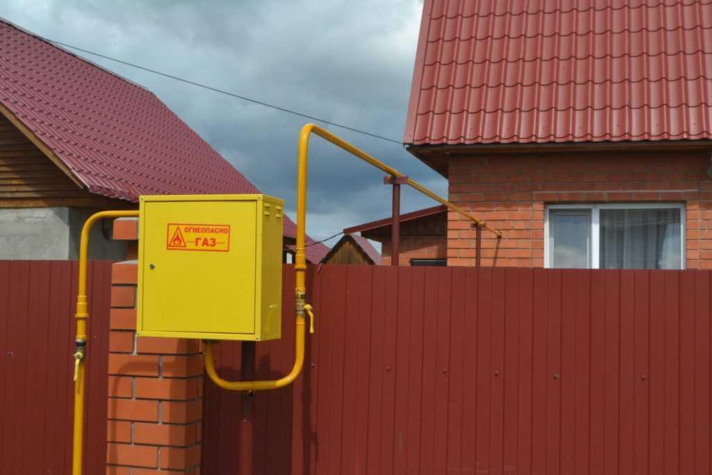 Путин поручил до 2023 года обеспечить бесплатное проведение газа до частных участков
