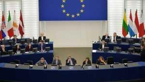 В Европарламенте определили принципы взаимодействия с Россией