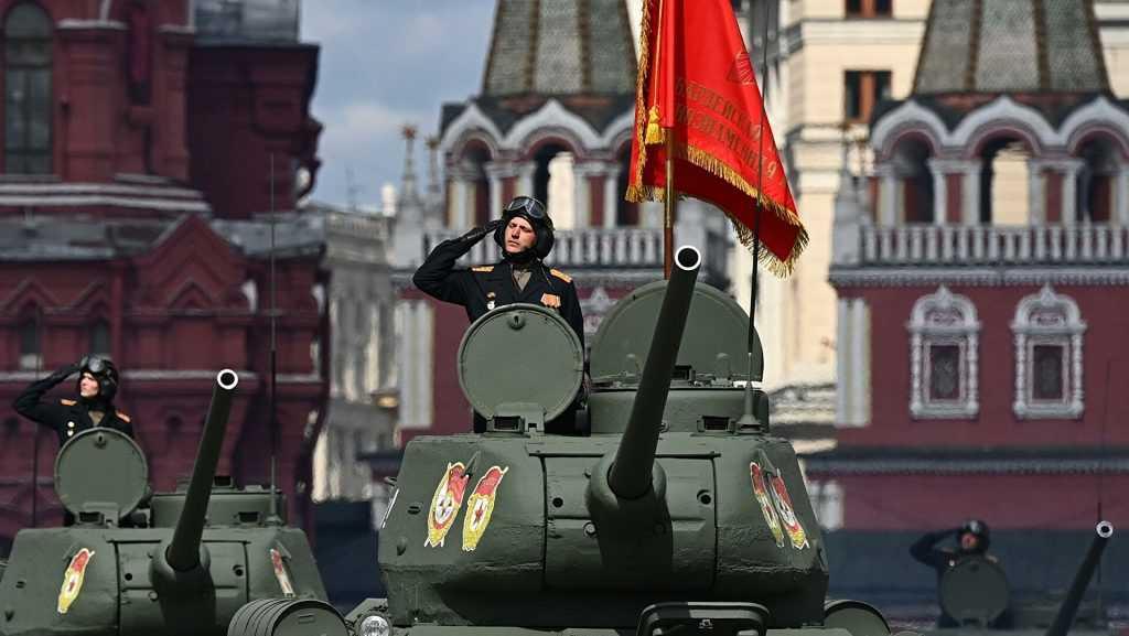 Владимир Владимирович поздравил всех ветеранов с Днём Победы