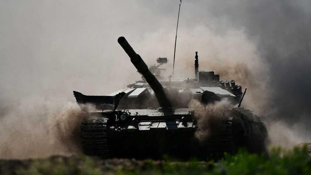 Сербия получила танки от России по военному соглашению