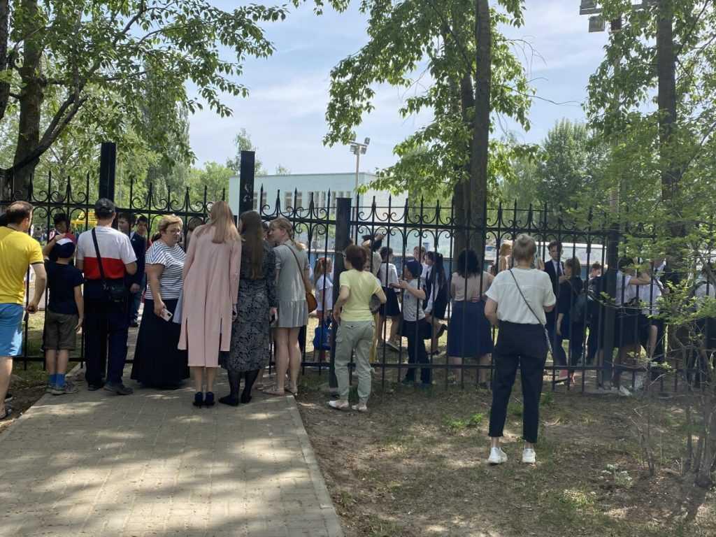 15 школ в Казани эвакуировали 15 мая после сообщений о минировании