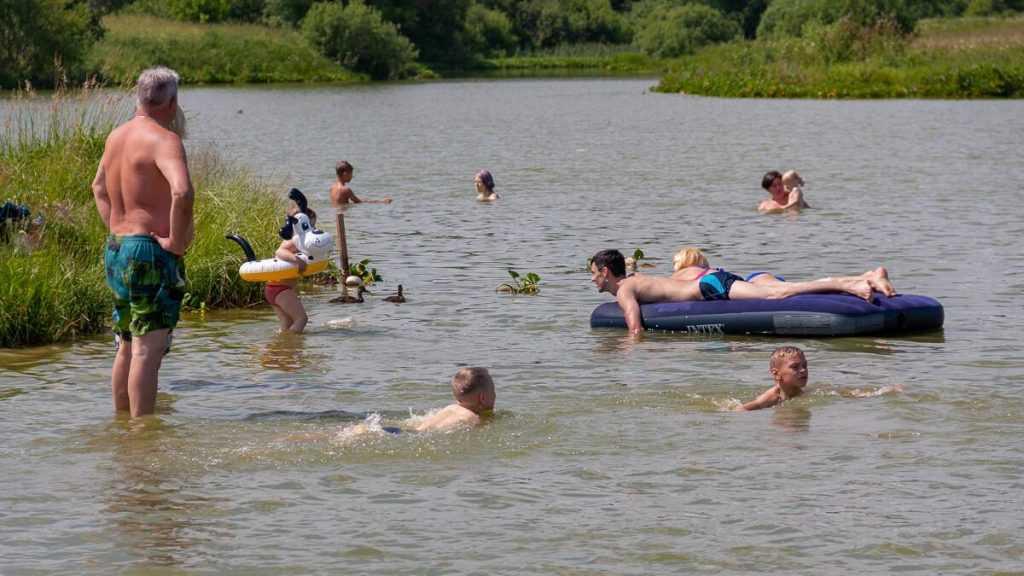 В некоторых регионах России продлится аномальная жара