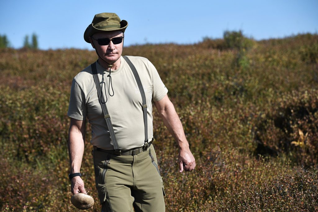 Планы Путина на летний отдых