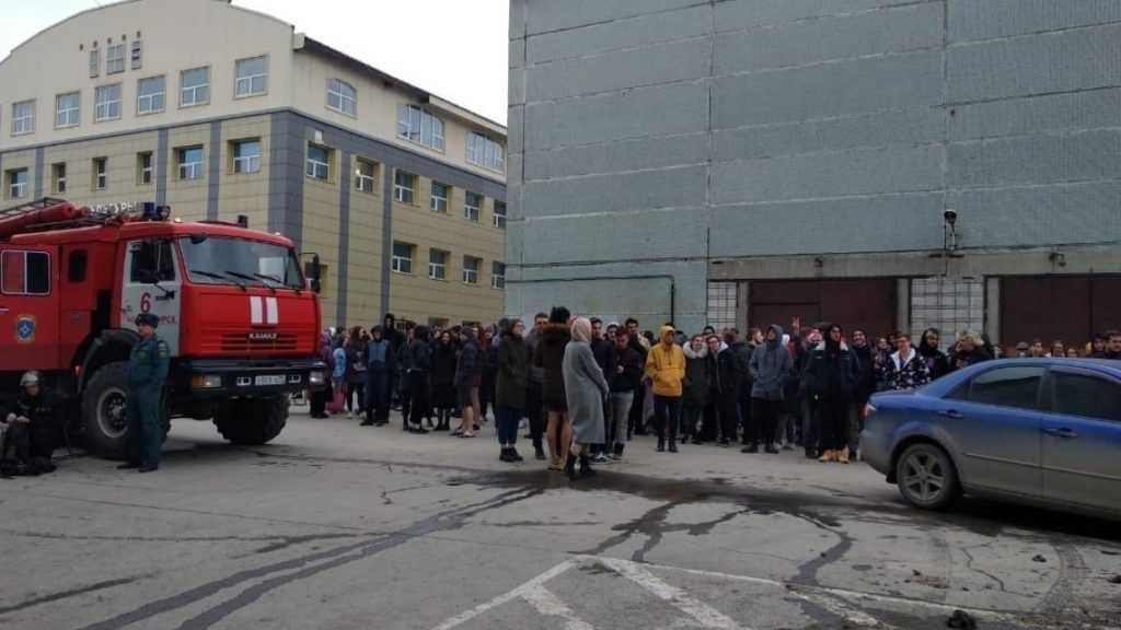 В Казани эвакуировали 15 школ из-за ложных сообщений о минировании