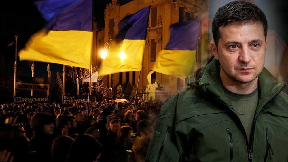 Путин заявил, что Украину превращают в антипод России