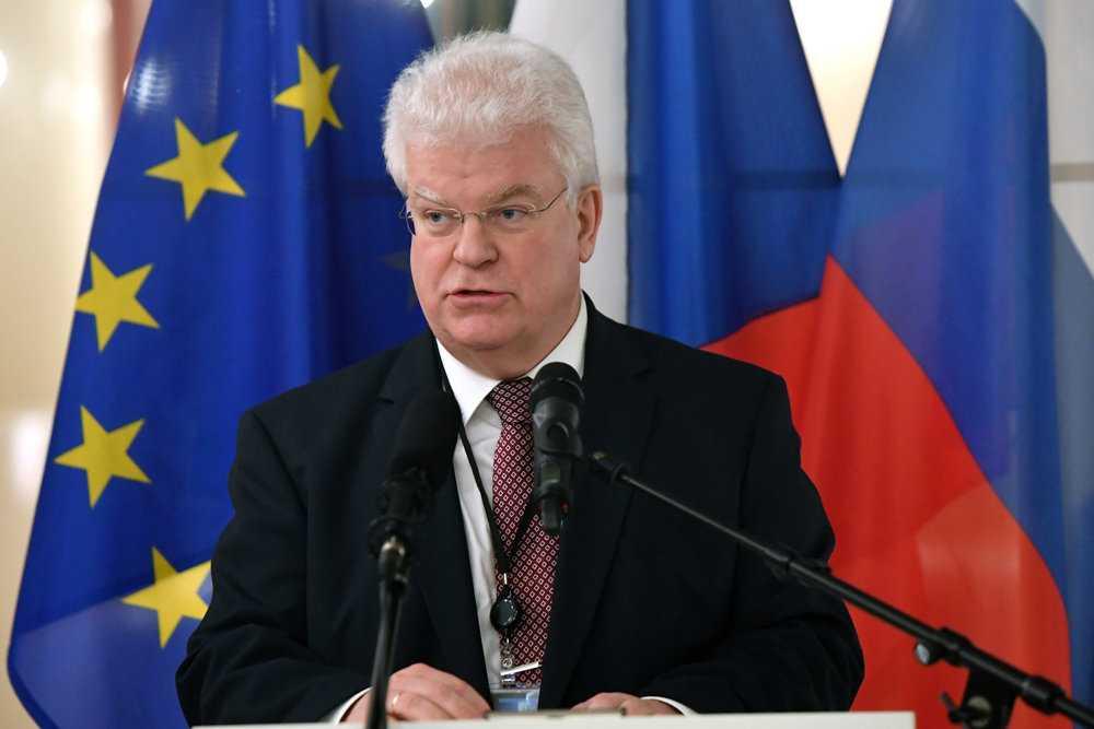 Постпреда России вызвали в Евросоюз