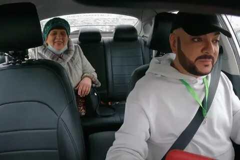 Киркоров поработал в такси и узнал мнение пассажиров о себе