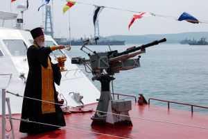 В России будут освящать и благословлять личное оружие