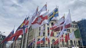 Захарова дала резкий ответ на замену флага России в Риге на ЧМ по хоккею