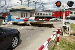 В России увеличен штраф в 5 раз за нарушение ПДД на переездах