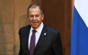 Лавров ответил шуткой на вопрос по встрече Путина и Байдена