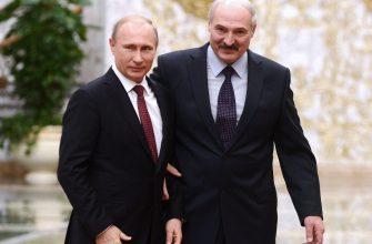 Путин и Лукашенко обсудят вопрос задержанной в Белоруссии россиянки Сапеги