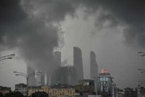 Москву предупредили о резком ухудшении погоды
