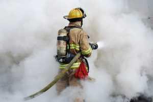 В два раза увеличилось число вакансий для пожарных в России