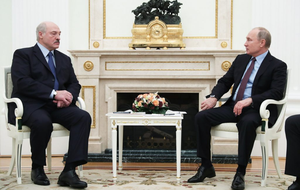 Вопрос по Сапеге обсудят Путин и Лукашенко