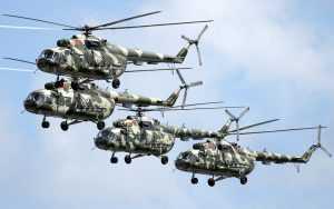 В четырех городах РФ пройдут воздушные парады в День Победы