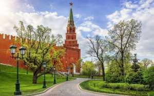 В Москве предупредили о преждевременном наступлении лета