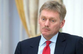 В Кремле дали высокую оценку действиям учителей в Казанской школе во время стрельбы