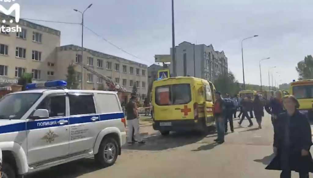 Путин выразил соболезнования семьям Казани, в которых погибли дети