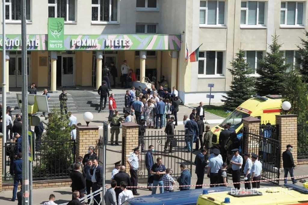 В Кремле высоко оценили действия учителей в Казанской школе во время стрельбы