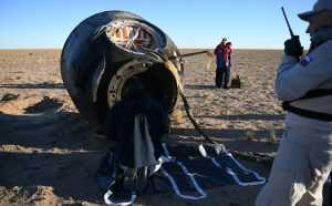 «Роскосмос» выставил на продажу спускаемый аппарат «Союз»