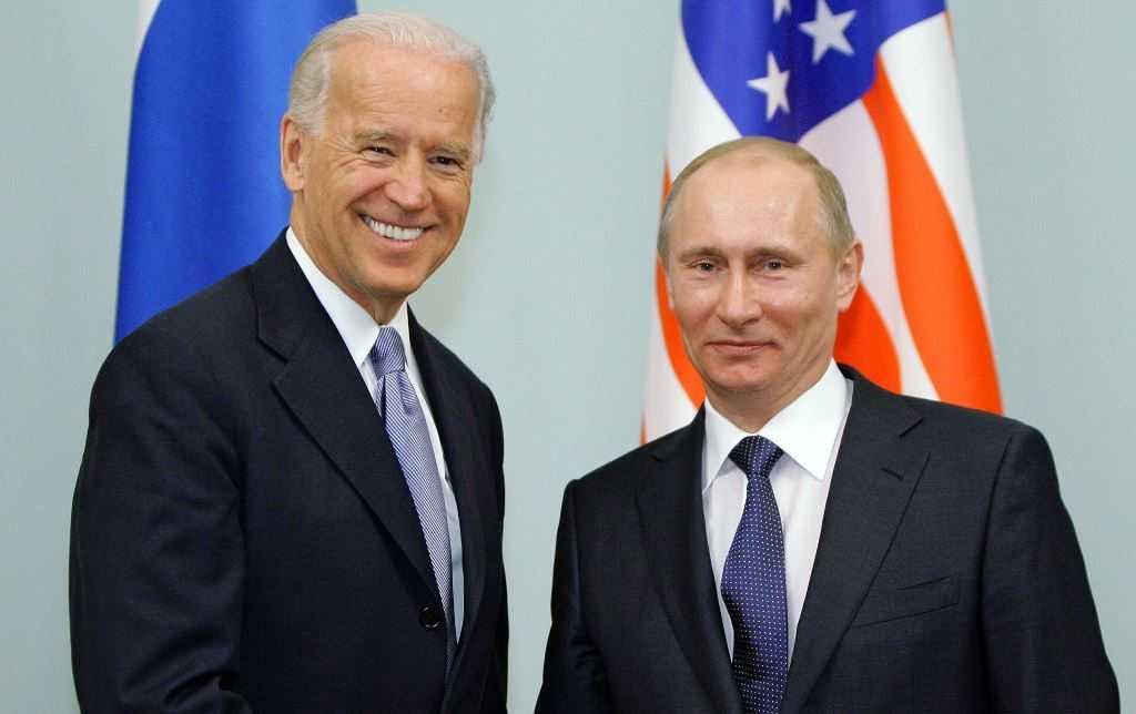 США называет Прагу одним из мест, где могут встретиться Путин и Байден