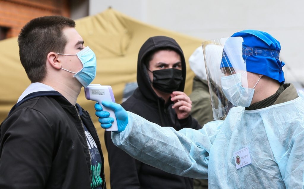 В России назвали условие, при котором коронавирус в стране пропадет