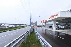 В Москве открыли новый железнодорожный вокзал «Восточный»
