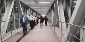 В Москве начал работу новый железнодорожный вокзал «Восточный»