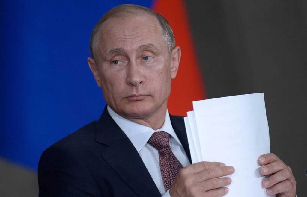 Россия может расширить список недружественных страна
