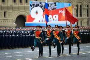 Путин поздравил глав иностранных государств с 76-й годовщиной Победы