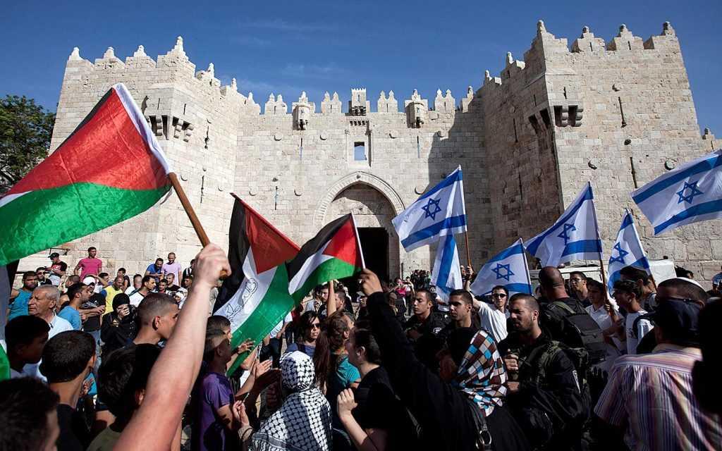 Палестино-израильский конфликт касается безопасности России