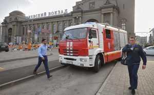 Все столичные железнодорожные вокзалы и автостанции проверяют из-за угрозы взрыва