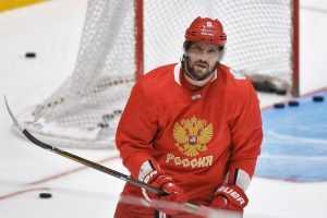 Из-за травм Овечкин не будет играть в составе сборной России на ЧМ по хоккею