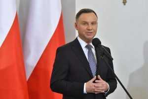 Песков дал комментарий по высказыванию польского президента о России