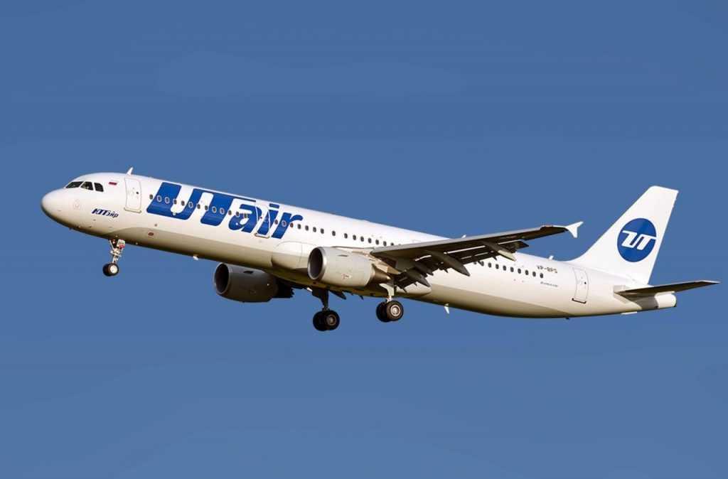 Utair поменяла маршрут самолета из Москвы в Калининград